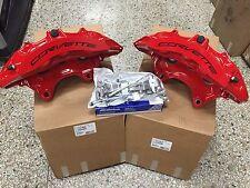 GM OEM 2015-16 Chevy Corvette Z06 Front Red Brembo 6 Piston Calipers