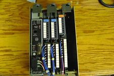 ALLEN BRADLEY MINI PLC 2/05 WITH POWER SUPPLY AND I/O CARDS