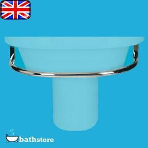 Bath Store Euro Mono Semi Recessed Bathroom Basin Towel Rail Chrome | RRP £40 UK