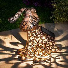 GloBrite Garden Solar Dog Silhouette Light Garden LED Light Figure Ornament