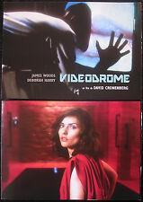 VIDEODROME - D.Cronenberg / Deborah Harry (Blondie) - DOSSIER PRESSE. NOT DVD.
