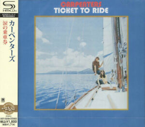 Ticket to Ride (SHM-CD) by CARPENTERS