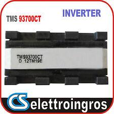 TRASFORMATORE TMS93700CT PER INVERTER TRASDUTTORE TVC LCD 15-19-21 TMS 93700CT