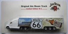 Minitruck Biertruck Brauereitruck  Jim Beam No.1 US-Truck Modell