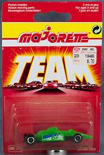 Majorette Die Cast 200 238 F1 Racing New On Card