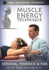 Muscle Energy Technique 2 - Cervical Thoracic Ribs Medical Massage Video on DVD