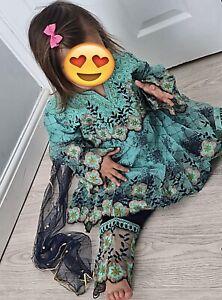Kids Asian Pakistani Indian Salwar kameez Suit