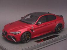 1/18 BBR - Alfa Romeo Giulia GTA - 2020 - rosso GTA - BBRC1851