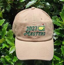 New listing Golf Cap - 2021 Masters - Augusta National Golf Club - New with Tags