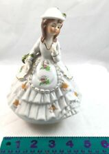 Victorian Girl Musical Figurine (plays Somewhere My Love)