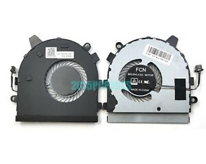 New for Dell Inspiron 13 7390 13 7391 2-in-1 CPU Cooling Fan