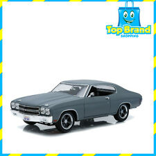 Greenlight Fast and Furious 1:18 Doms 1970 Chevrolet Chevelle SS grey