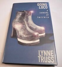 ** Signed Copy ** Lynne Truss Going Loco First Edition 1999