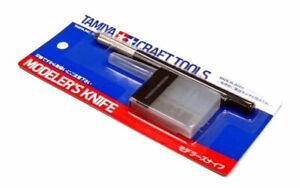 Tamiya Model Craft Tools Modeler Knife 74040