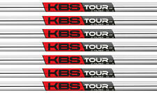 KBS Tour C-Taper 4-PW S+ Flex (Stiff plus) Iron Shafts .355 - Master Distributor