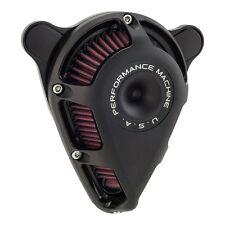 Luftfilter Performance Machine Jet Air Black Ops Harley David. Touring Bj.08-15
