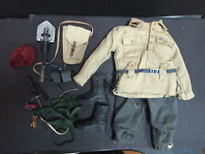 "1/6 Scale Wwi Army Set For 12"" Action Figure Male Body Hottoys Damtoys Soldier"