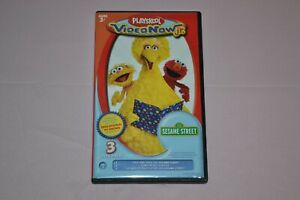 Playskool Videonow Jr. Sesame Street 3-Disc Pack #3 PVD Personal Video Disc