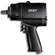 Twin Hammer 1/2-Inch Air Impact Wrench 900 ft-lbs Heavy Duty Pneumatic Tools New