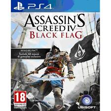 Assassin's Creed 4 Black Flag  playstation 4 ( PS4 )
