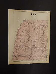 New York, Oneida County Map, 1907 Town of Lee R3#30