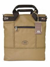 LA MARTINA Tasche,Bag,Unisex,Laptop,Logo,NEU,NEW,Aktuelle Kollektion,Beige,Braun
