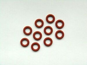 O-Ring Dichtung Ø  2,00 mm x 1,50 mm Silikon VMQ Wasseranschluss Verbindung