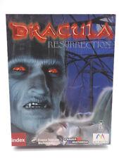 PC juego-Drácula Resurrection (con embalaje original) (Bigbox)