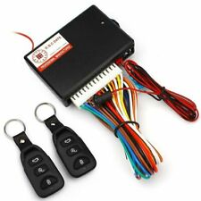 Car 2 Remote Central Kit Door Locking Vehicle Keyless Entry System Universal CO