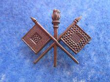 British Made Signal/AS Pilot's Collar Insignia.