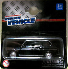WELLY DIECAST AUSTIN FX4 LONDON TAXI CAB 1:60 BLACK MODEL CAR CAKE TOPPER NEW