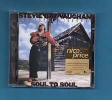 (GCD-73) STEVIE RAY VAUGHAN AND DOUBLE TROUBLE-SOUL TO SOUL-1999 EPC 494131 2
