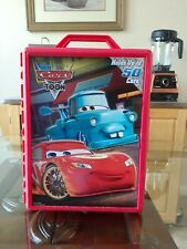 Disney Pixar Cars Toon Storage Case (Holds up to 50 Cars) Tokyo Mater Theme