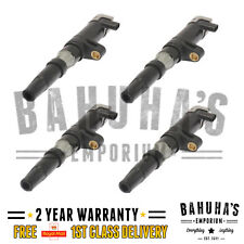 RENAULT AVANTIME, THALIA, TWINGO 4 X IGNITION COIL 1998>ONWARDS *BRAND NEW*
