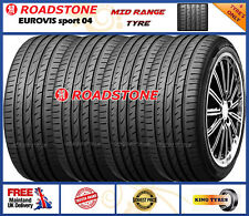 4x225/40ZR18 92W XL ROADSTONE NEW 4 MID RANGE QUALITY TYRES.2254018.4 TYRES ONLY