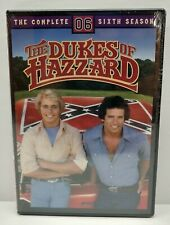 The Dukes of Hazzard: The Complete Sixth Season DVD - w/ General Lee Featurette