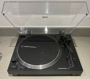 Audio Technica AT-LP120XUSB Manual Direct Drive Turntable - Black