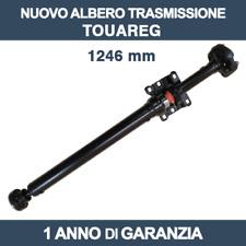 ALBERO DI TRASMISSIONE CARDANICO PER VW TOUAREG PORSCHE CAYENNE POSTERIORE 1246m