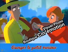 6 Photos Cinéma 21x27.5cm.2006 GEORGES LE PETIT CURIEUX CURIOUS GEORGE animation