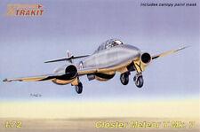 Xtrakit Gloster Meteor T. Mk.7 1:72 Model Kit New & Sealed