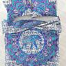 Indian New Cotton Duvet Doona Cover Mandala Hippie Bohemian Quilt Bedding Double