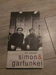 Simon and Garfunkel - Old Friends 3 X CD box set (1997)