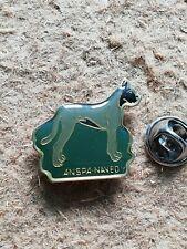 Pin's Pins Anspa Naved dog chien