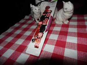 GOOD2GO ~ TWO BREAKAWAY CAT COLLAR ~ PRETTY PINK ~ NWT