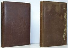 NATHANIEL HAWTHORNE The Marble Faun Vol I 1st Issue Vol II Early Issue Mismatch