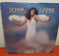 DONNA SUMMER - A LOVE TRILOGY - VINTAGE VINYL LP 1976 Casablanca Records