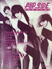 FLIPSIDE FANZINE #30 1982 FEAR CIRCLE JERKS ANTI-PASTI 45 GRAVE ADOLESCENTS RF7