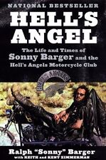 Hell's Angel: The Life and Times of Sonny Barger and the Hell's Angels BOOK NEW.