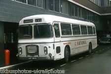 Eastern Counties RE897 Victoria Coach Station 1979 Bus Photo