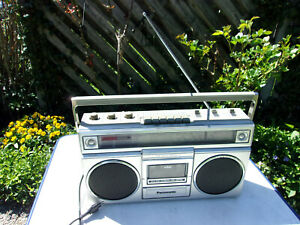 Panasonic RX-5012L Radio / Kassettenrecorder, Ghettoblaster